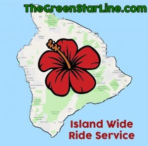 The Green Starline Hawaii Ride Share