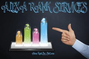 Alexa Rank Services